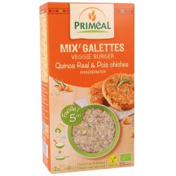 Mix burger quinoa légumes 250g
