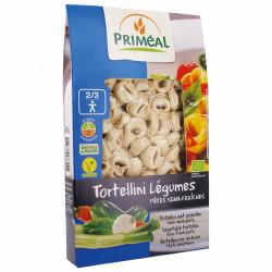 Tortellini semi-frais aux légumes bio 250g Priméal