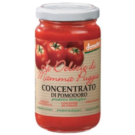 Concentré de tomate bio 200 g Le Delizie Del la Mamma