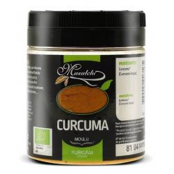 Curcuma bio pot 100g Masalchi