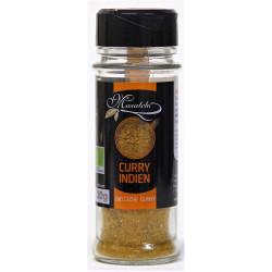 Curry indien bio 35 g Masalchi
