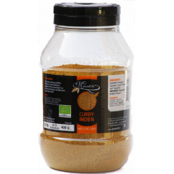 Curry indien moulue 400g Masalchi
