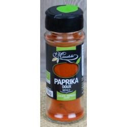 Paprika doux moulu bio 35 g Masalchi