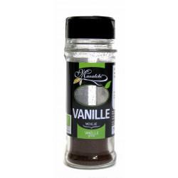Vanille moulue bio 10 g Masalchi