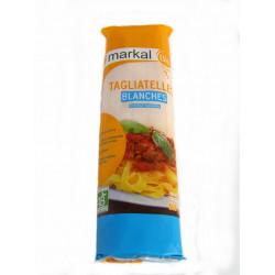 Tagliatelles en bandes blanches bio 500 g Markal
