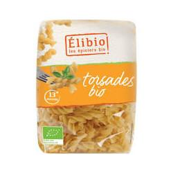 Torsades bio blanches 500 g Elibio
