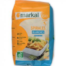 Spirales blanches bio 500 g Markal