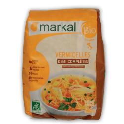 Vermicelles 1/2 complets bio 500g Markal