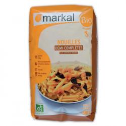 Nouilles 1/2 complètes bio 500 g Markal