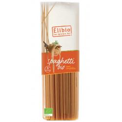 Spaghetti semi complet bio 500 g Elibio