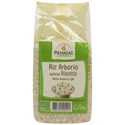 Riz Arborio bio spécial risotto 500g Priméal