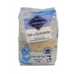 Gros sel de Guerande 1 kg