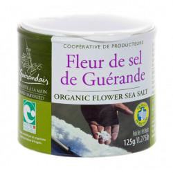 Fleur de sel de Guérande 140 g Le Guérandais