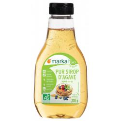 Sirop d'agave bio 330 g Markal