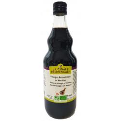 Vinaigre balsamique bio 50 cl La cigale provençale