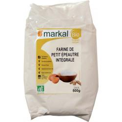 Farine de petit épeautre intégrale bio 500g Markal
