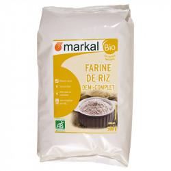 Farine de riz bio 500g Markal