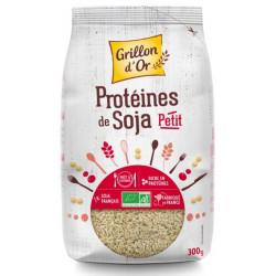 Protéines de soja bio 300g Grillon d'or