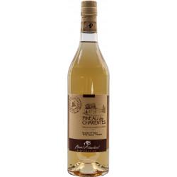 Pineau des Charentes blanc bio 75cl