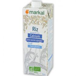 Boisson riz calcium bio 1 l Markal