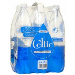 Pack eau plate celtic 6x1.5L