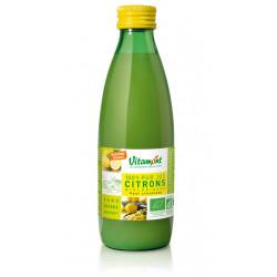 Jus de citron bio 25 cl Vitamont