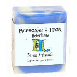 Savon artisanal 100g Déferlante, Alphonse et Léon