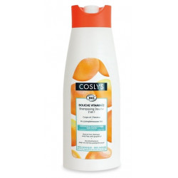 Shampooing douche pamplemousse 750 ml Coslys