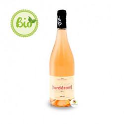 Vin bio rosé Terdézom 2016 75cl