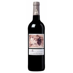 Vin rouge bio La 4ème Génération Corbières 2018 75 cl