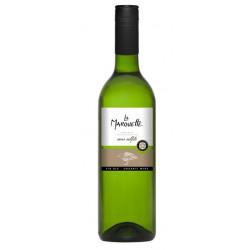 Vin blanc bio sans sulfite La Marouette 75cl 2017
