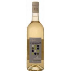 Vin de pays Charentais Sauvignon 75 cl bio