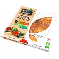 Pizza royale bio 400g