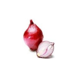 Oignons rouges bio 1 kg