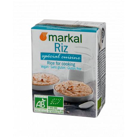 Crème de riz liquide bio 20 cl Markal