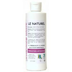 Shampoing douche artisanal le Naturel 250ml