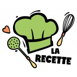 Recette de Lasagnes épinard/courgette