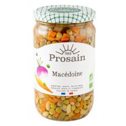 Macédoine de légume bio 720 ml Prosain