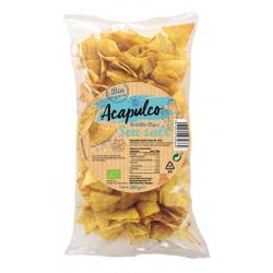 Tortilla chips nature bio 200 g Acapulco