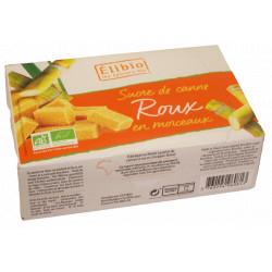 Sucre de canne bio morceaux 1 kg Elibio