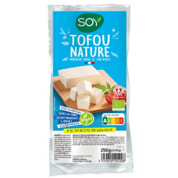 Tofou nature 2 x 125 g Soy