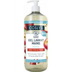 Gel lavant mains 1 l à la pomme bio Coslys