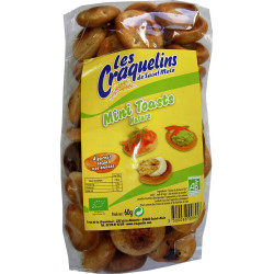 Craquelins mini toasts nature 60 g