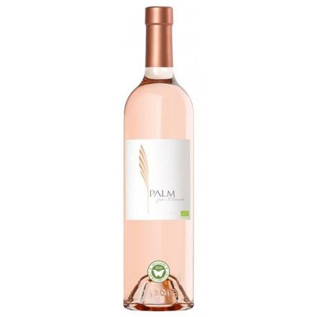 vin rosé Palm Chateau de l'Escarelle 75 cl