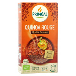 Quinoa rouge 500g Primeal