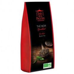 Thé noir breakfast bio 100 g Thé de la Pagode
