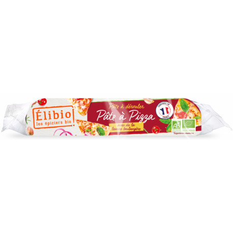 Pâte à pizza bio 260 g Elibio
