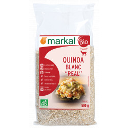 Quinoa Real Blanc bio 500g Markal