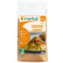 Couscous complet bio 500 g Markal