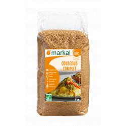 Couscous complet bio 1 kg Markal